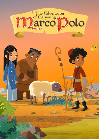 The Adventures of the Young Marco Polo - Primo TV